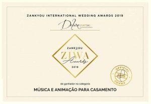 Deluxe Eventos_ZankYou Awards 2019